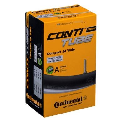 Continental Dętka Compact 24 Wide auto 40mm