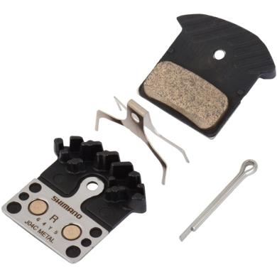 Shimano J04C Klocki hamulcowe metaliczna z radiatorem XTR XT SLX Deore