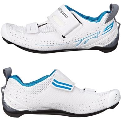 Shimano SH TR900 TR9W Buty rowerowe damskie triathlonowe białe