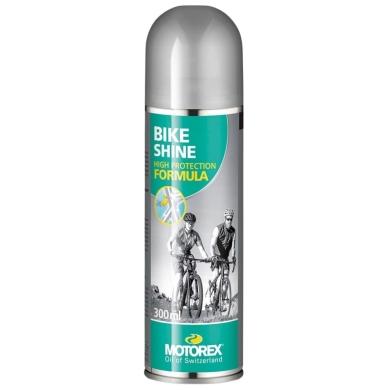 Motorex Bike Shine Środek nabłyszczający i pielęgnujący