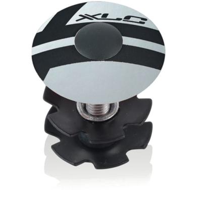"XLC AP S01 Top cap aluminiowy grzybek steru 1"""