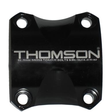 Thomson Elite X4 Zacisk do mostka 31,8mm czarny