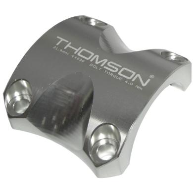 Thomson Elite X4 Zacisk do mostka 31,8mm srebrny