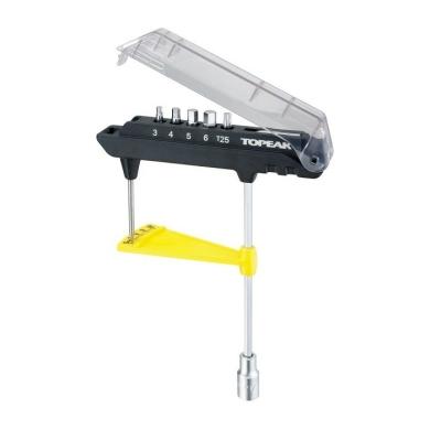 Topeak ComboTorq Wrench / Bite Set klucz dynamometryczny