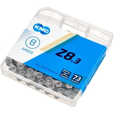 KMC Z8 S Łańcuch 6,7,8 rzędowy 114 ogniw + spinka