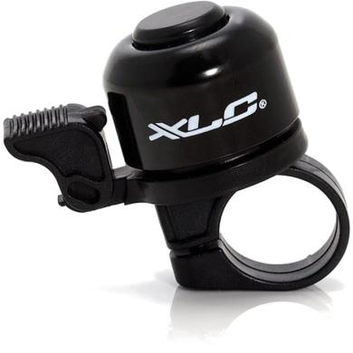 XLC DD M01 dzwonek rowerowy czarny