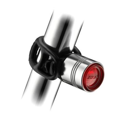 Lezyne LED Femto Drive Lampka tylna 7lm srebrna