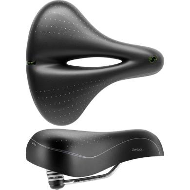 Sportourer Zeta Comfort Gel Flow Siodełko rowerowe