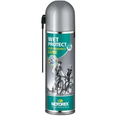Motorex Wet Protect Smar do łańcucha aerozol