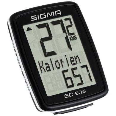 Sigma BC 5.16 Licznik rowerowy 5 funkcji