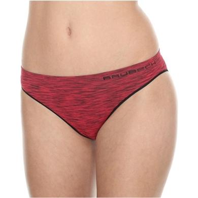 Brubeck Bikini Fusion Majtki damskie ciemnoczerwone