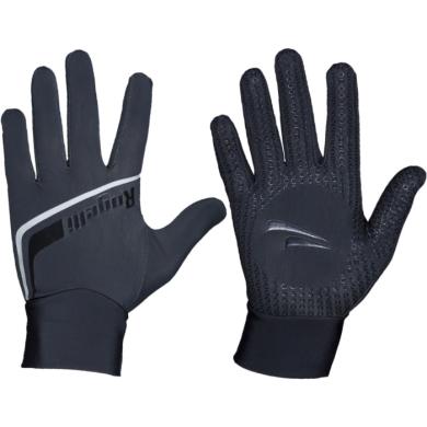 Rogelli Burlington Rękawiczki ocieplane zimowe czarne