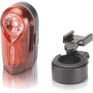 XLC CL R15 Neso lampka rowerowa tylna LED