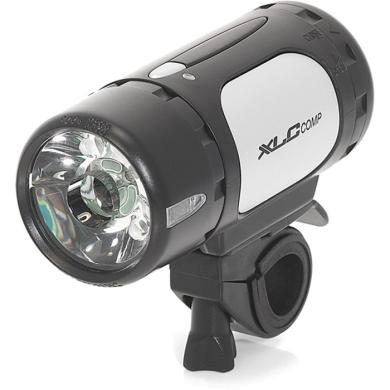 XLC CL F12 Cupid lampka rowerowa przednia LED 32Lux na baterie