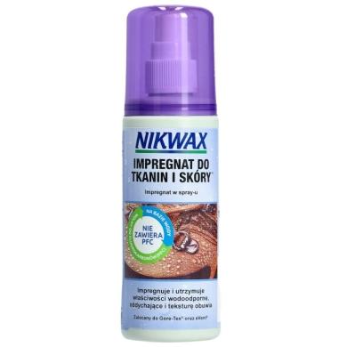 Nikwax Impregnat do tkaniny i skóry atomizer