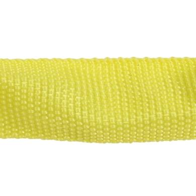 Kryptonite Keeper 465 CC Zapięcie rowerowe linka szyfr żółte