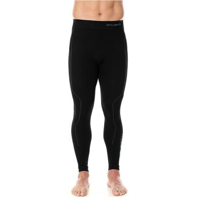 Brubeck Thermo Spodnie męskie czarne