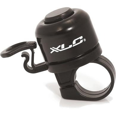 XLC DD M06 Mini dzwonek rowerowy czarny