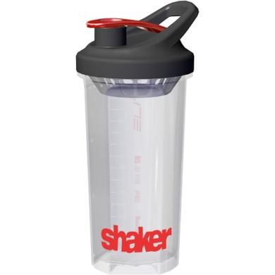 Elite Shaker Bidon przezroczysty 700ml