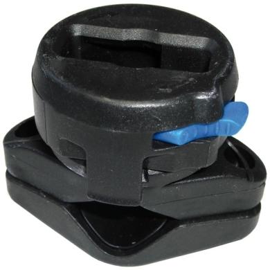 XLC LO S03 Snap Lock QR Zapasowe mocowanie uchwyt do ramy