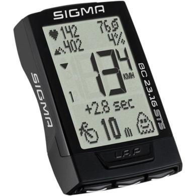 Sigma BC 23.16 STS CAD Licznik rowerowy bezprzewodowy