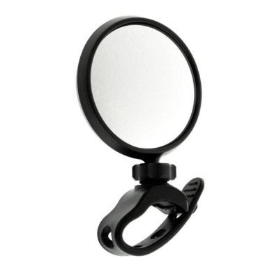 XLC MR K03 Lusterko rowerowe regulowane 60mm czarne