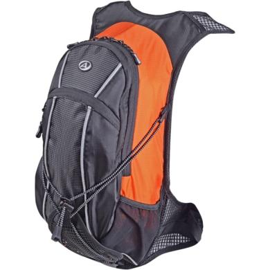 Author Cyclone Plecak rowerowo turystyczny pomarańczowo czarny 9L