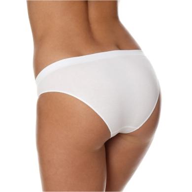 Brubeck Bikini Comfort Cotton Majtki damskie białe