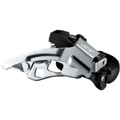 Shimano FD T8000 Deore XT Przerzutka przednia 3x10 Top Swing na obejmę