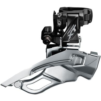 Shimano FD T8000 Deore XT Przerzutka przednia 3x10 Down Swing na obejmę