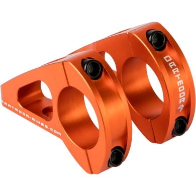 Dartmoor Rage v.2 Mostek wspornik kierownicy 31,8mm pomarańczowy anodowany