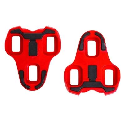 Roto Bloki do pedałów Look Keo 9 st czerwone