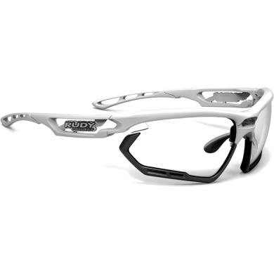 Rudy Project Fotonyk ImpactX Photochromic 2 Okularysportowe White Gloss