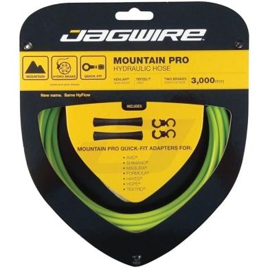 Jagwire Mountain Pro Przewód hamulcowy 3000mm Kevlar żółty