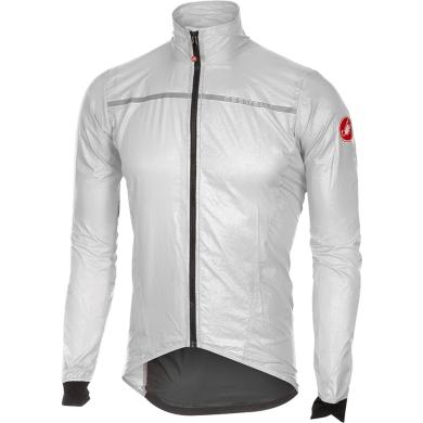 Castelli Superleggera Kurtka rowerowa biała