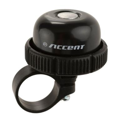 Accent Roll Dzwonek rowerowy czarny