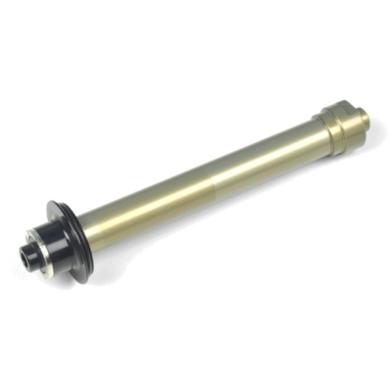 Accent Win MTB Oś do tylnej piasty 135x12 mm czarna połysk