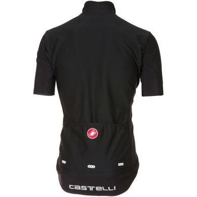 Castelli Gabba Koszulka rowerowa ocieplana czarna