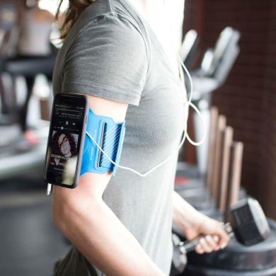SP Connect Fitness Opaska z etui do Iphone 8 / 7 / 6s / 6
