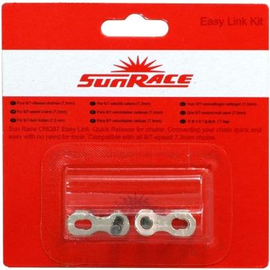SunRace Spinka do łańcucha Shimano Sram 9rz.