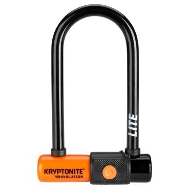 Kryptonite Evolution Lite Zapięcie rowerowe U-lock