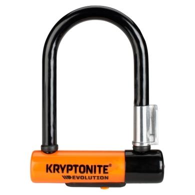 Kryptonite Evolution Mini 5 Double Deadbolt Zapięcie rowerowe U-lock