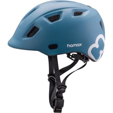 Hamax Thundercap Kask dziecięcy młodzieżowy niebieski
