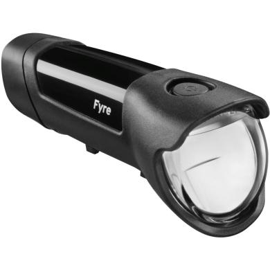 Busch & Muller Ixon Fyre Lampka rowerowa LED USB 30 lux z baterią