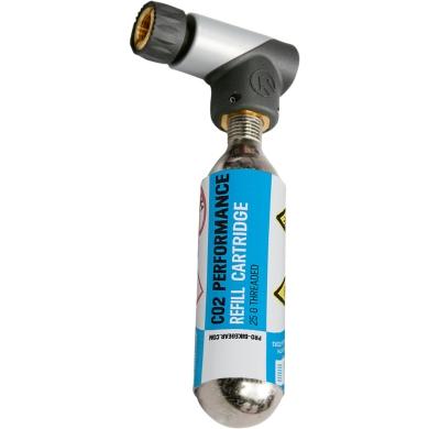 PRO Micro CO2 Inflator Pompka na naboje CO2
