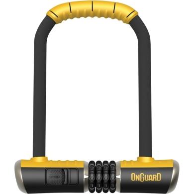 Onguard Bulldog Combo STD 8010C Zapięcie U-lock 13mm x 115mm x 230mm
