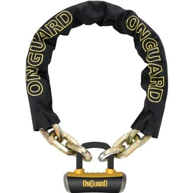 Onguard Beast 8016 Łańcuch + U-lock 110cm x 14mm