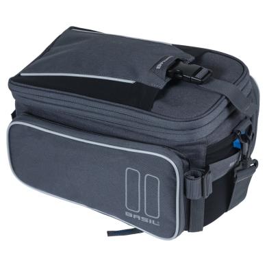 Basil Sport Design Trunkbag Torba na bagażnik grafitowa 12L