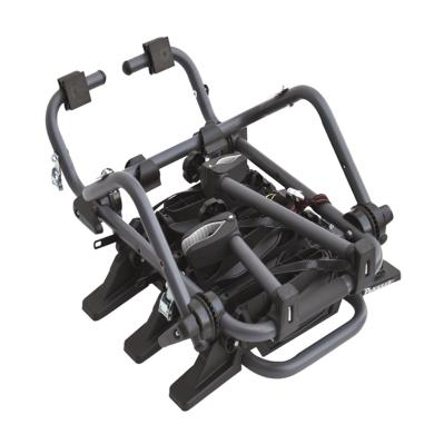 Peruzzo Pure Instinct 3 Bagażnik rowerowy na tylną klapę na trzy rowery