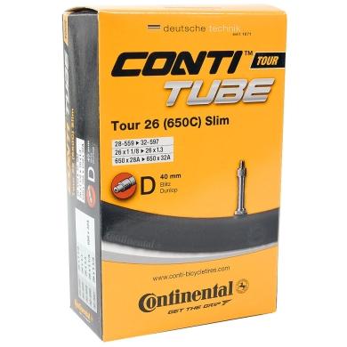 Continental Dętka Tour 26 Slim dunlop 40mm